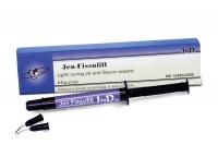 Jen-Fissufill – фотополимерный фторсодержащий композитный материал для запечатывания фиссур