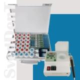 УЛЬТРОПАЛИН 16 цветный набор c электрошпателем