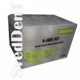 УЛЬТРОПАЛИН |ULTROPALINE набор опак-дентинов 6х30г